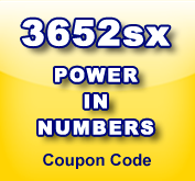 3652sx Power In Numbers Coupon Code - Saves You 50%