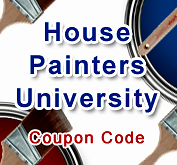 House Painters University Coupon Code - Saves You 50%