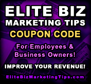 Elite Biz Marketing Tips Coupon Code - Saves You 75%