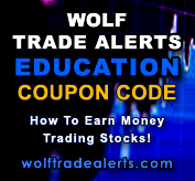Wolf Trade Alerts Education Coupon Code - Saves You 50%
